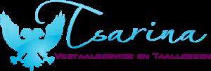 Tsarina Vertaalservice en Taallessen / Tsarina Language School